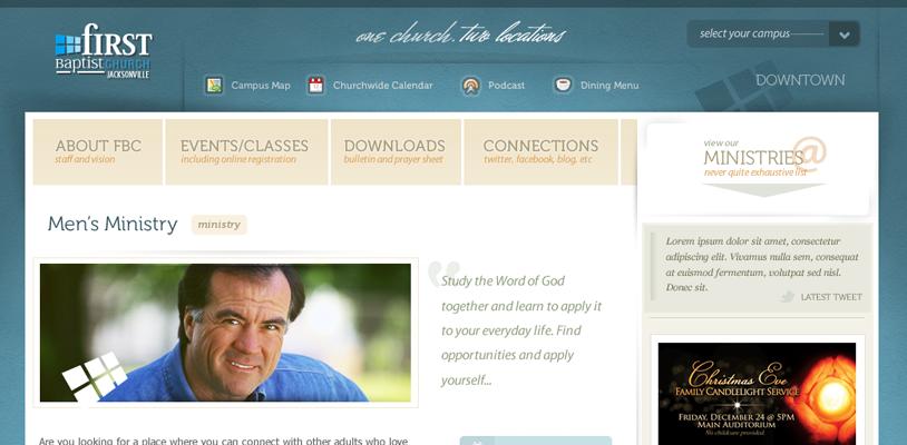 FBCJax Homepage